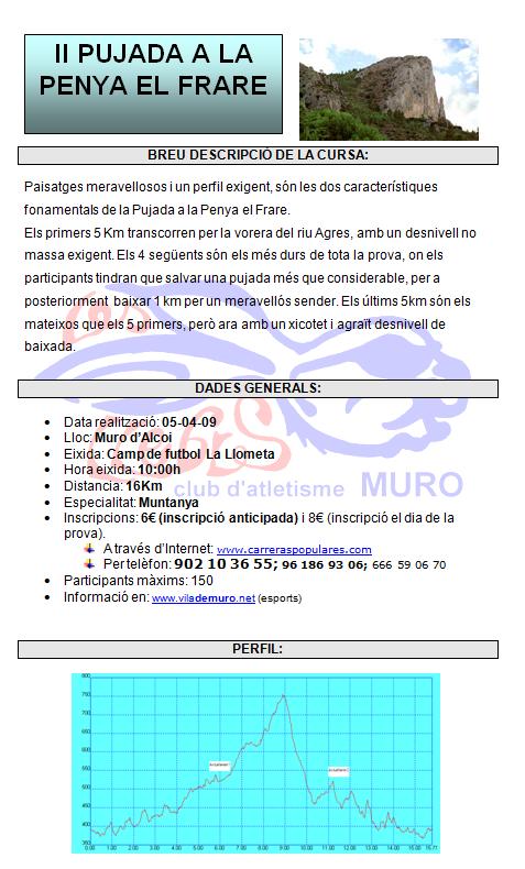 II_PujadaPenyaFrare_Informacio